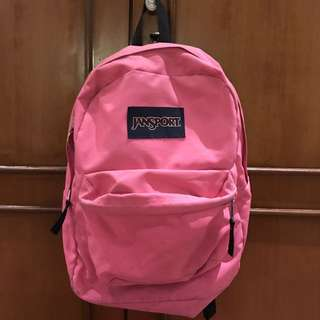 Jansport backpack ORI PINK