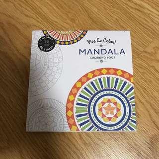 Mandela Colouring Book