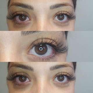 Eyelash Extenstions