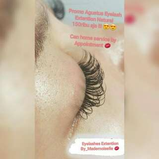 Korean Eyelashes Extention