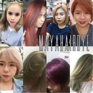 Hairdye 47 Colour Instock 💜💙💚💛❤