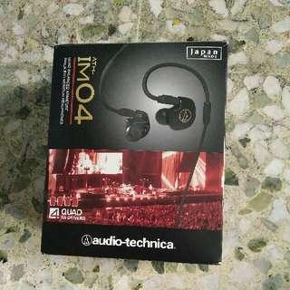 WTT/WTS Audio Technica IM04