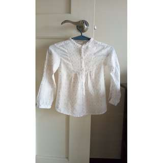 ZARA Toddler Blouse / Blouse for toddler / Casual Wear Kids