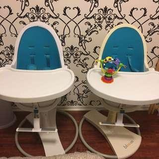 Bloom High Chairs