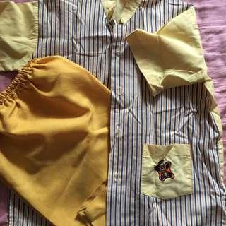 LITTLE CALIPH Uniform