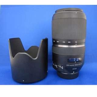 (Tamron) SP 70-300 / 4-5.6 Nikon Di VC USD (A030) SHIP FROM JAPAN