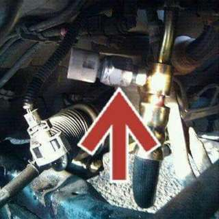 Power Steering Pressure Switch Proton Savvy