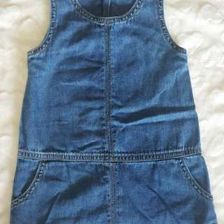 maong dress size 2