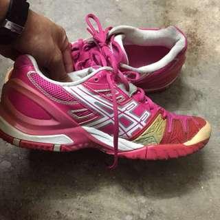 Asics Gel Revolution 6 Badminton / Indoor Shoes