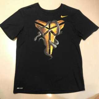 🚚 Nike KOBE 踢恤(XL) 170 ~180