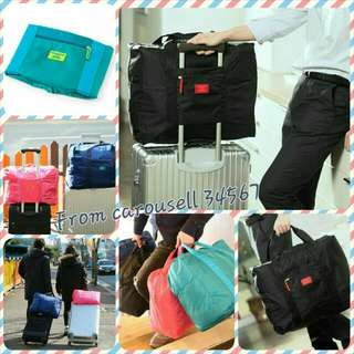(CLEARANCE SALE!!)Foldable Travel Bag (Super Light Weight) [Instock][FREE NORMAL MAIL][Brand New]