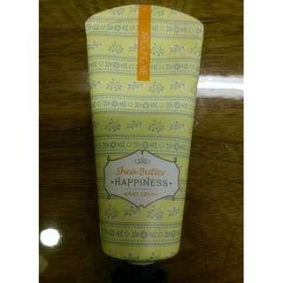 韓國Welcos Shea Butter Happiness Hand Cream高保濕護手霜/乳液/護膚/潤膚/滋潤60ml