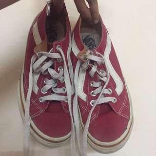 Vans Old skool Red - legit