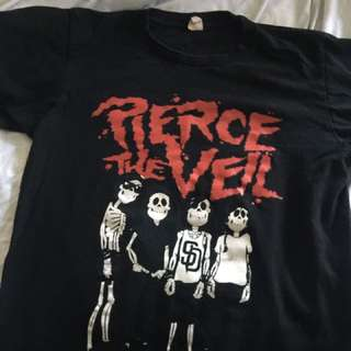 Pierce The Veil Band Tee
