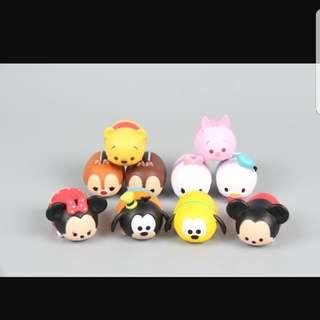 Tsum Tsum Toys 10 Pcs