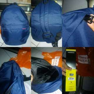 Tas Diadora body bag Navy