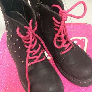 Barbie Azam Boots For Kids