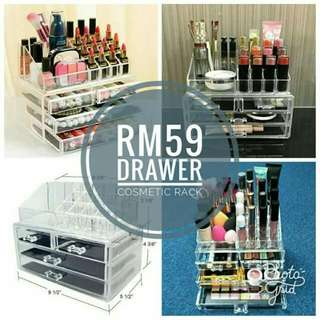 cosmetic rack