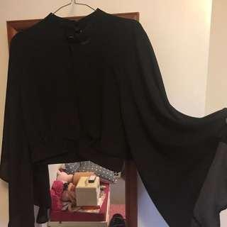 Black Glasson Top