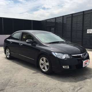 2006 Honda Civic 1.8A