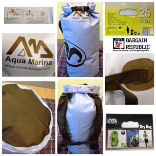Waterproof Carry Bag Aqua Marina Simple Dry Bag 25 liters