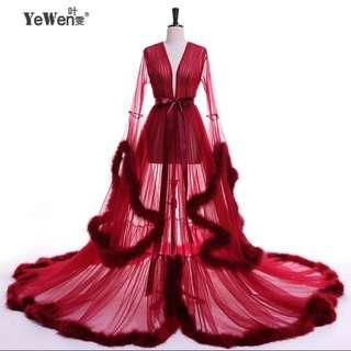 Lace Royal Robes