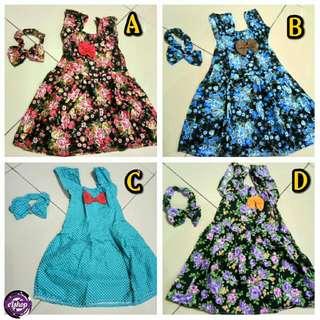 Dress Anak Flower