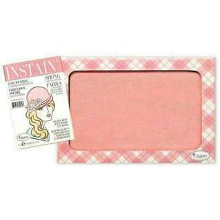 THE BALM INSTANT BLUSHER ARGYLE