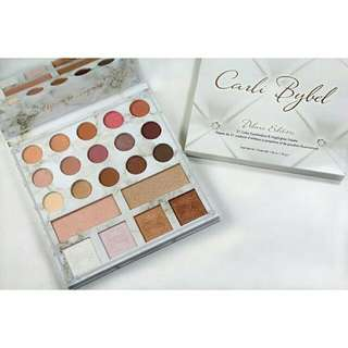 CARLI BYBEL DELUXE EDITION EYESHADOW 21COLOR