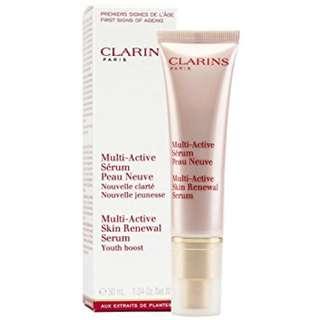 CLARINS Multi-ActiveSkin Renewal Serum