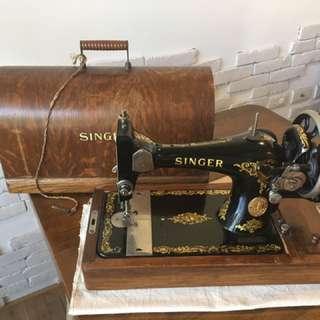 SINGER 英國裁縫機