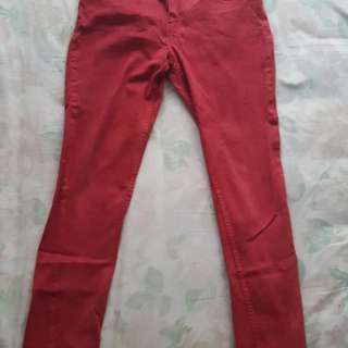 Red Jeans Connexion