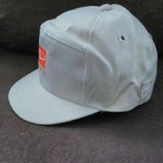 Cap Daihatsu Original (Full White)