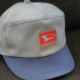 Cap Daihatsu Original (kelabu)