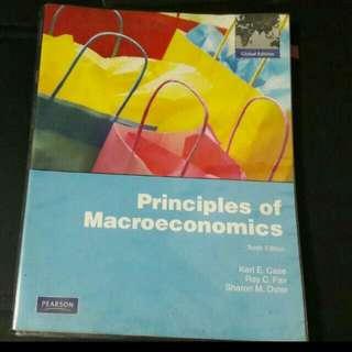 NTU HE1002 Principles Of Macroeconomics Textbook -  Principles Of Macroeconomics Tenth Edition
