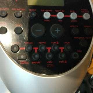 Ashton Rhythm UVX Electronic Drum