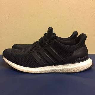 Adidas Ultra Boost 2.0 Core Black