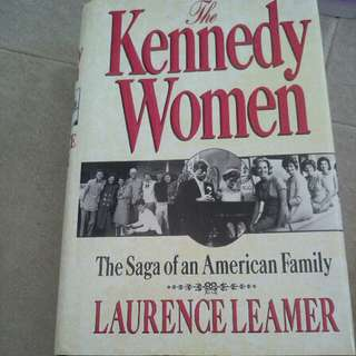 Kennedy Book Women