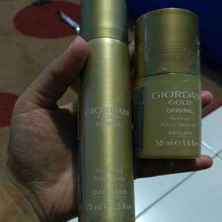 Giordani brand oriflame (take all) (freeong)