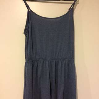 Blue H&M Playsuit