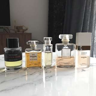 Various Luxury Parfum