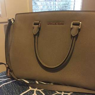 Authentic MK Large Selma RRP $500