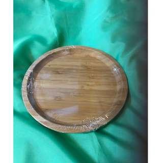竹製圓托盤-大450/中350/小260(S46-BF160/125/95)