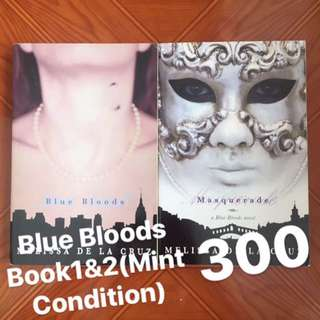 Blue Bloods And Masquerade