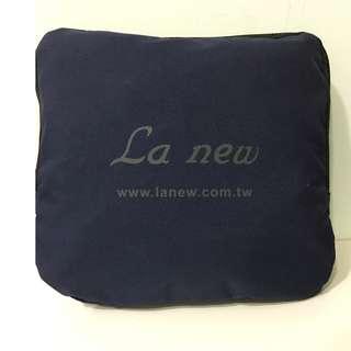 La new隨身收納行李袋