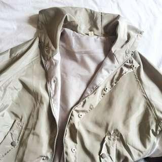 Romwe Khaki Jacket