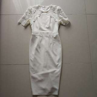 Doublewoot Size S White Dress