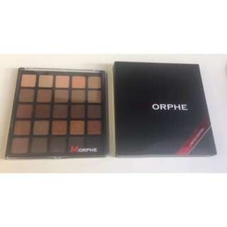 Morphe Limited Edition 25A Copper Spice Eyeshadow Palette BNIB Authentic