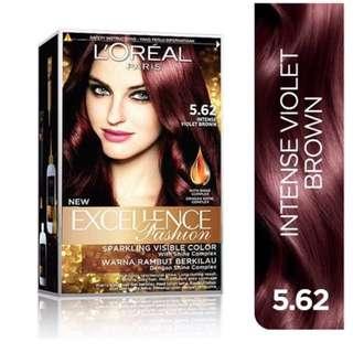 L'Oreal Paris Excellence Fashion Hair Color 14g