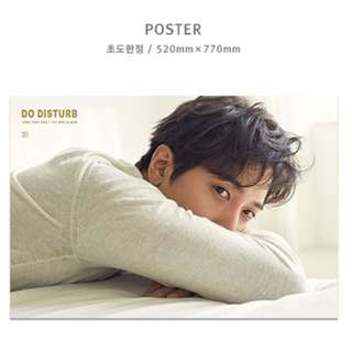[Poster] Jung Yong Hwa Do Disturb Special Ver